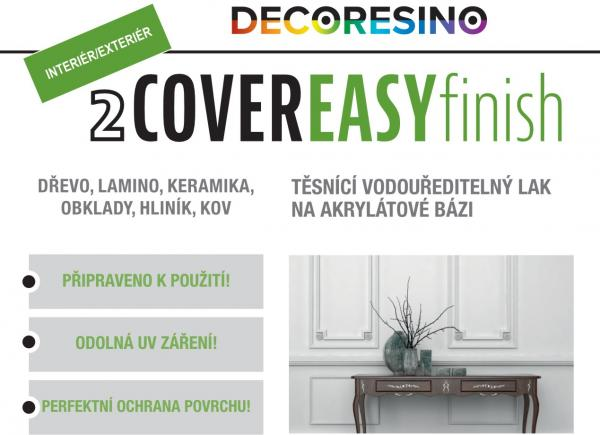 COVEREASYfinish